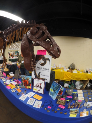 Fossil News at the Denver Mart Show, September 2016ERA