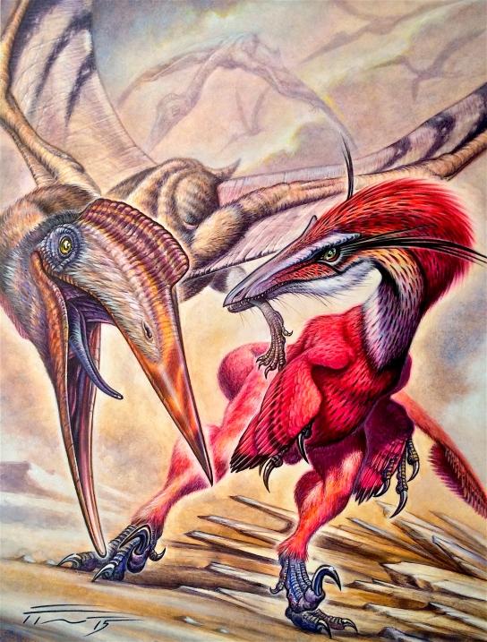 austroraptor_cabazai_vs_aerotitan_sudamericanus_by_paleopastori-d9bstsq